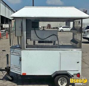 Shaved Ice Concession Cart Food Cart Propane Tanks California for Sale