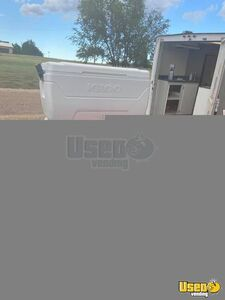 Shaved Ice Concession Trailer Snowball Trailer A/c Power Outlets Kansas for Sale