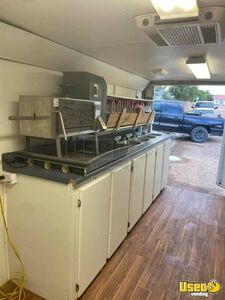 Shaved Ice Concession Trailer Snowball Trailer Cabinets Kansas for Sale