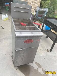 Shaved Ice Concession Trailer Snowball Trailer Fryer Kansas for Sale