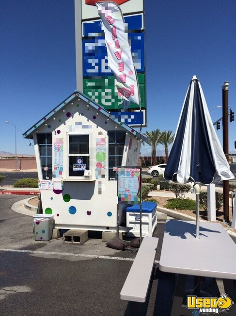 Shaved Ice Concession Trailer Snowball Trailer Nevada for Sale