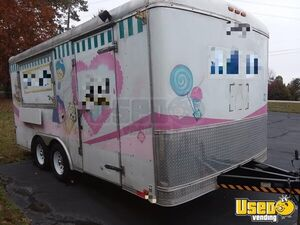 Shaved Ice & Ice Cream Concession Trailer Ice Cream Trailer Virginia for Sale