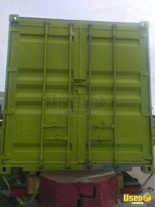Shipping Cargo Food Concession Trailer Conversion Concession Trailer Insulated Walls Florida for Sale