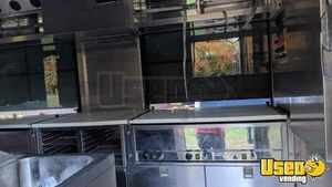 Shipping Container Food Concession Trailer Kitchen Food Trailer Oven New Jersey for Sale