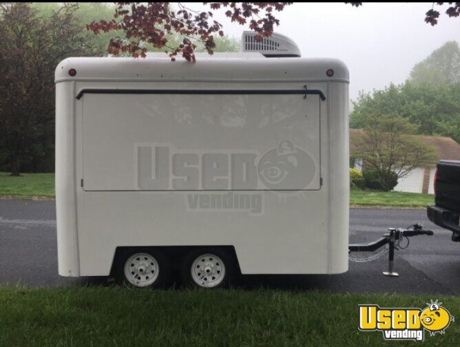 Snowball Trailer Air Conditioning Maryland for Sale - 2
