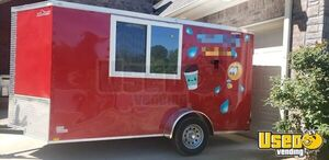 6' x 12.4' Shaved Ice Concession Trailer for Sale in Arkansas!!!