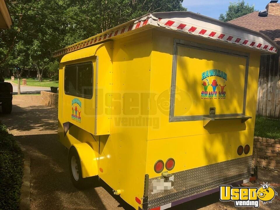 Snowball Trailer Cabinets Texas for Sale - 5