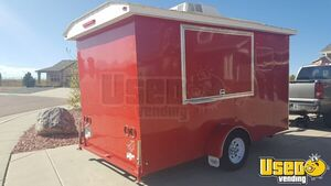 2017 6' x 12'  Sno Pro Shaved Ice Concession Trailer for Sale in Colorado Super Clean!