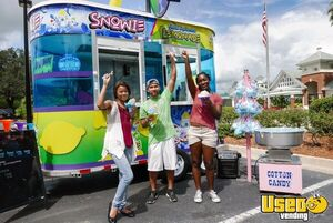 Well-Kept 2015 - 5' x 12' Snowie Shaved Ice Concession Trailer / Snowball Stand for Sale in Florida!