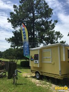 Never Used 2020 -5' x 10' Shaved Ice/Snowball Concession Trailer for Sale in Florida!!!