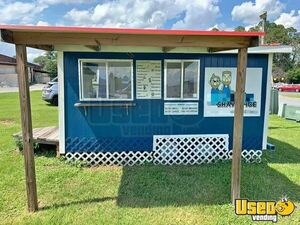 2013 - 7' x 14' Snowball Concession Trailer / Used Shaved Ice Concession Trailer for Sale in Georgia!!