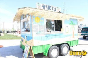 Used  8' x 12' Shaved Ice Concession Trailer for Sale in Idaho!!!