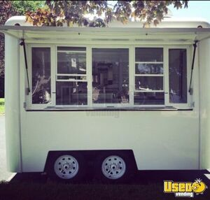 10' Turnkey Fibercore Shaved Ice Concession Trailer for Sale in Maryland!!!