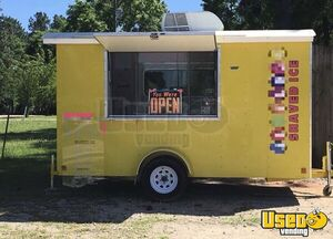 2015 6' x 12' Sno-Pro Snowball Shaved Ice Concession Trailer for Sale in Mississippi!