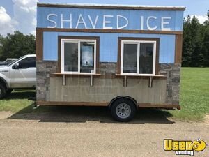 8' x 8' Shaved Ice / Snowball Concession Trailer for Sale in Mississippi!