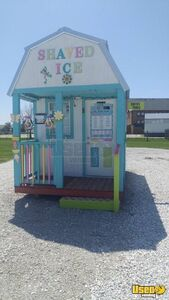 2016 16' Shaved Ice Concession Trailer for Sale in Missouri!