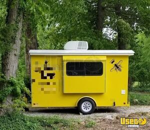 2018 - 6' x 12' Shaved Ice Concession Trailer for Sale in Missouri!!!