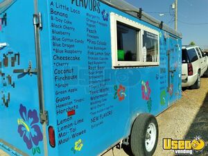 2007 - 6' x 14' Snowball Concession Trailer / Shaved Ice Trailer for Sale in New Mexico!!!