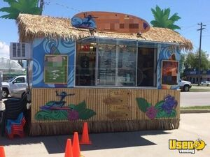2014 - 8.5' x 14'  Hawaiian Shave Ice Concession Trailer for Sale in Ohio- NICE!!!!