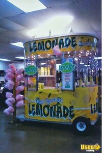 6' x 8' Snowie Shaved Ice Concession Trailer for Sale in Ohio!!!