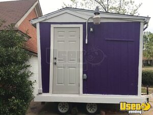 6' x 8' Shaved Ice Concession Trailer for Sale in Oklahoma!!!