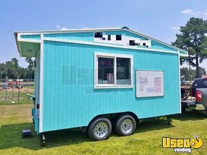 Turnkey Custom Snowball Stand Concession Trailer for Sale in Texas!!!