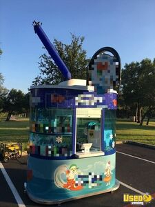 Hawaiian Shave Ice Business with Trailer Kiosk for Sale in Texas!