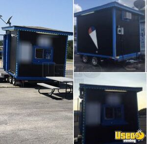 Very Neat 2005 Snowball Trailer/Used Snowball Concession Trailer for Sale in Texas!