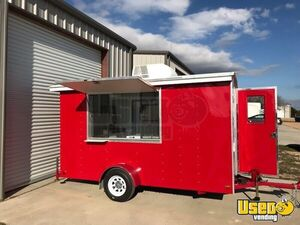 NEW Sno-Pro 6' x 12' Shaved Ice Concession Trailer / Snowball Stand for Sale in Texas!