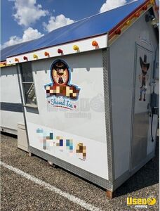 2010 - 10' x 12' Sno Shack Shaved Ice Concession Trailer for Sale in Texas!!!