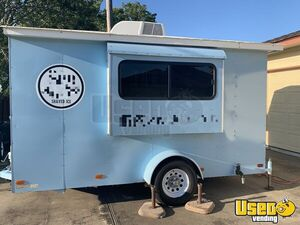 Turn-key 2010 - 6' x 12' Snowball / Shaved Ice Concession Trailer in Great Shape for Sale in Texas!