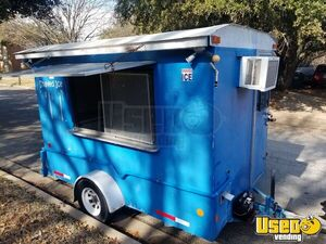 Turnkey  6' x 10' Erskine and Sons Shaved Ice Concession Trailer / Snowball Stand for Sale in Texas!