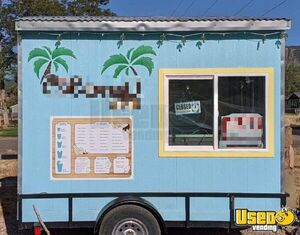 Ready to Go 2020 - 6.11' x 10' Shaved Ice Concession Trailer / Snowball Stand for Sale in Utah!!!