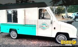 Utilimaster Stepvan Used Shaved Ice Truck for Sale in California!!!