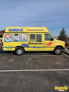 2006 - 22' Ford Econoline Van Snowie Shaved Ice Truck Turnkey Snowball Business for Sale in Colorado!