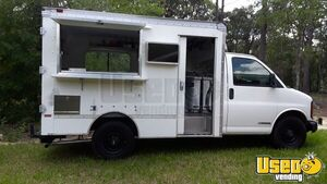 Chevy 3500 Express Used Shaved Ice Truck for Sale in Florida!!!