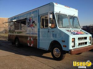 Used Chevy Concession / Snowball Truck for Sale in Louisiana!!!
