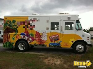 25' Chevy Shaved Ice Truck for Sale in South Carolina!!!