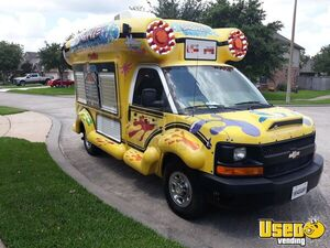 2006 Snowie Express Shaved Ice Truck for Sale in Texas!!!
