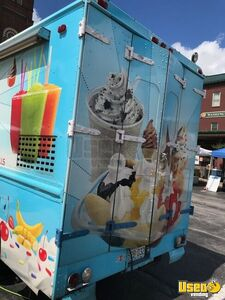 Step Van Ice Cream Truck Ice Cream Truck Hand-washing Sink Missouri Gas Engine for Sale