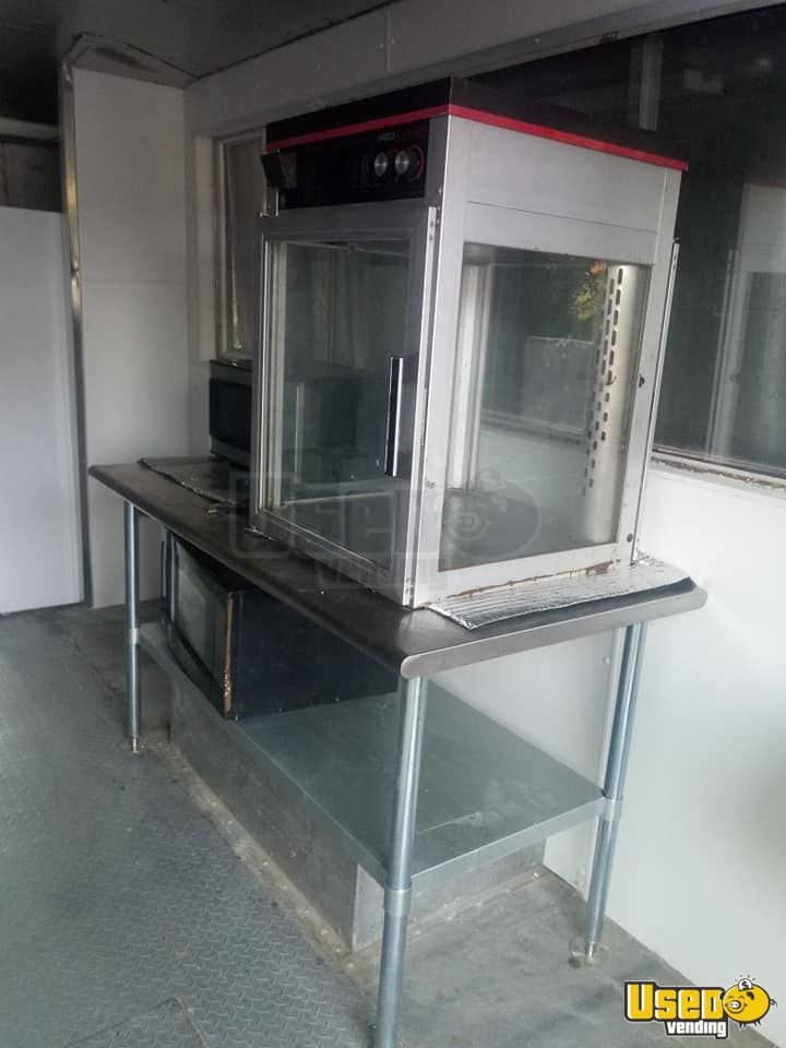 Step Van Kitchen Food Truck All-purpose Food Truck Triple Sink Alabama for Sale - 5