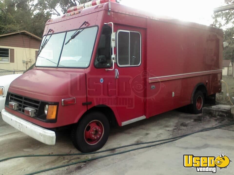 Stepvan Air Conditioning Florida Diesel Engine for Sale - 2