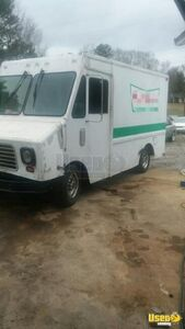 All Aluminum 1994 Chevrolet 10' P30 Empty Step Van for Conversion for Sale in Alabama!