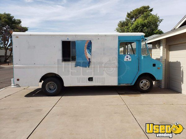 Chevy P20 Used Step Van Truck for Conversion for Sale in Arizona!!!