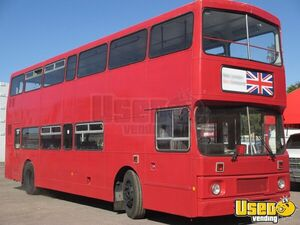 Leyland British Double Decker Bus for Conversion For Sale in Arizona!!!