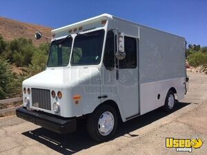 2002 Freightliner M45 Used Step Van Truck for Conversion for Sale in California!