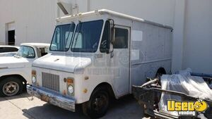 Chevy Step Van Truck for Conversion for Sale in California!!!