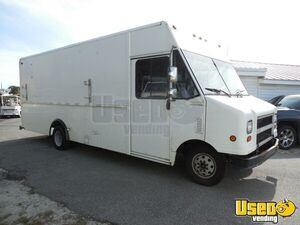 2002 Ford Utilimaster 20'  E450 Empty Step Van for Conversion for Sale in Florida!