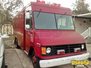 1995 - 20' Detroit Diesel Step Van Rescue Vehicle Truck for Conversion for Sale in Florida LOW MILES!!!