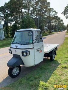 2018 Piaggio Ape 3 Wheeler Mini-Truck for Sale in Florida!
